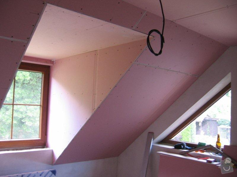 Sádrokartony,izolace,skládací schody: IMG_2974