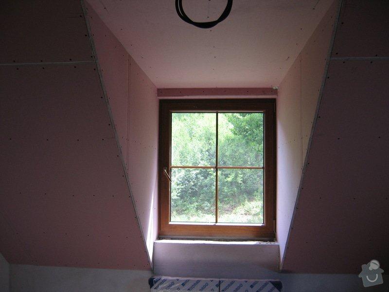 Sádrokartony,izolace,skládací schody: IMG_2977