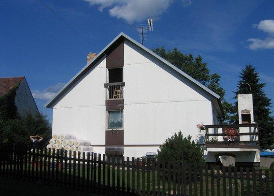 Sádrokartony,izolace,střešní okna