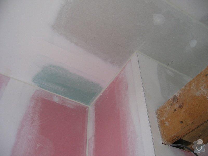 Sádrokartony,izolace,střešní okna: 2007_028