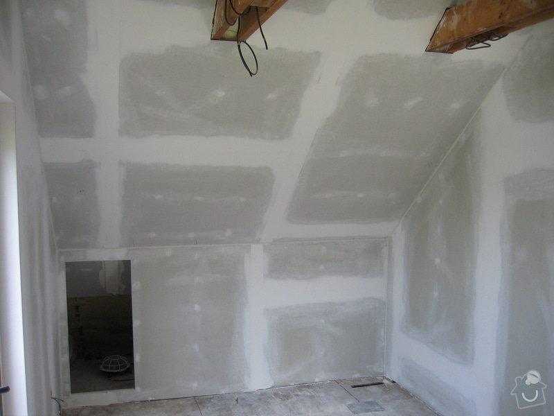 Sádrokartony,izolace,střešní okna: 2007_015