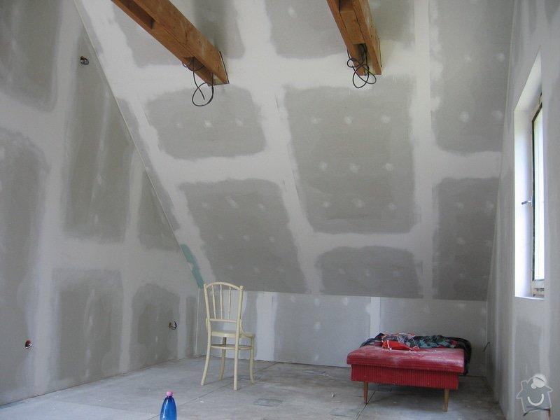 Sádrokartony,izolace,střešní okna: 2007_022