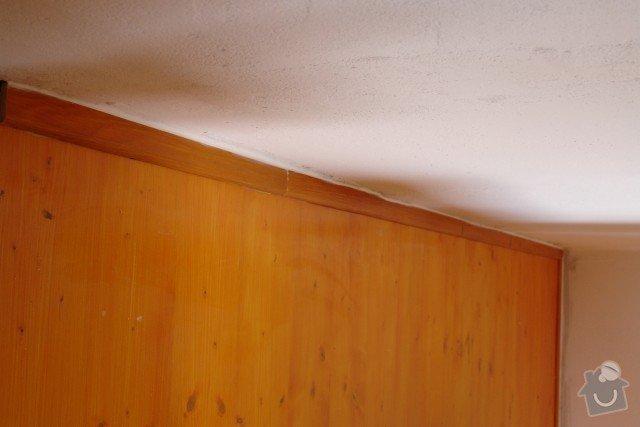 Vybourání staré a pokládka nové dřevěné podlahy: DSC00886