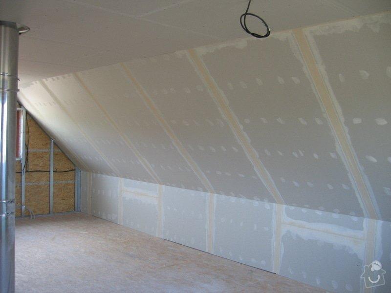 Sádrokartony, podlahy, izolace, zednické práce: IMG_3675