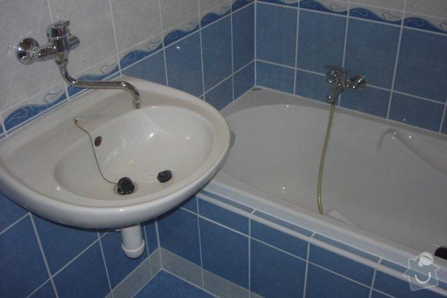 Rekonstrukce koupelny, montáž SDK podhledů: Po_rekonstrukci_2