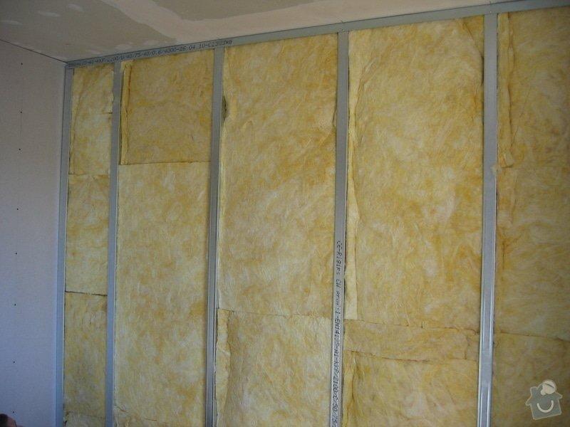 Sádrokartony, podlahy, izolace, zednické práce: IMG_3690