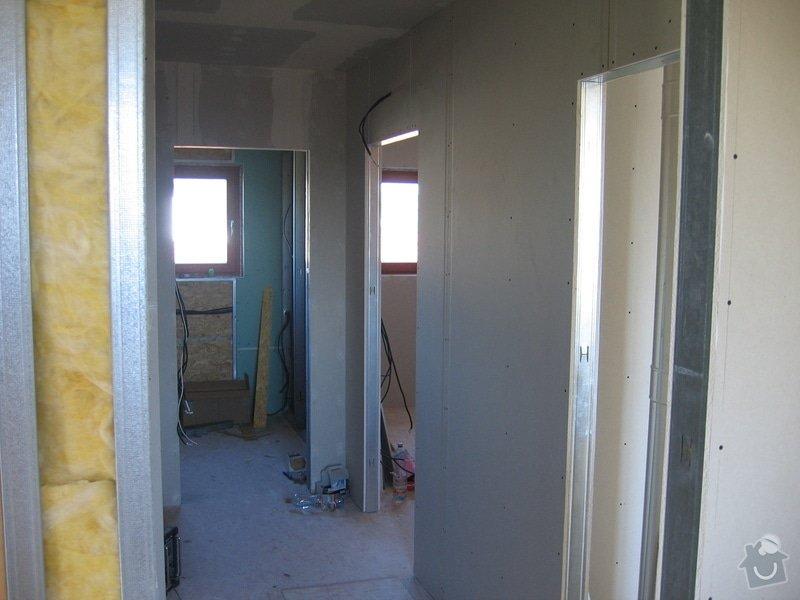 Sádrokartony, podlahy, izolace, zednické práce: IMG_3692