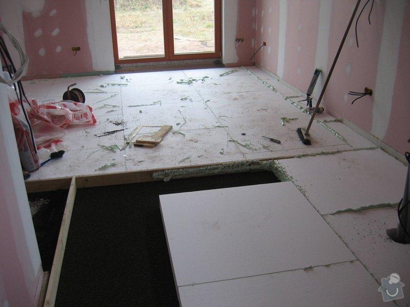 Sádrokartony, podlahy, izolace, zednické práce: IMG_3747