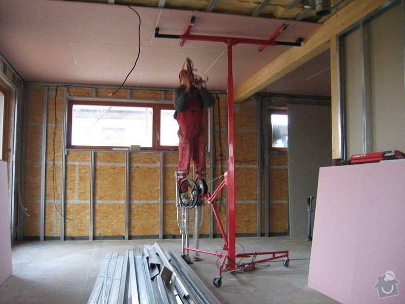 Sádrokartony, podlahy, izolace, zednické práce: IMG_3708