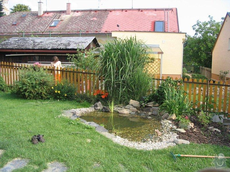 Návrh a realizace zahrady u rodinného domu: cerven_06_088