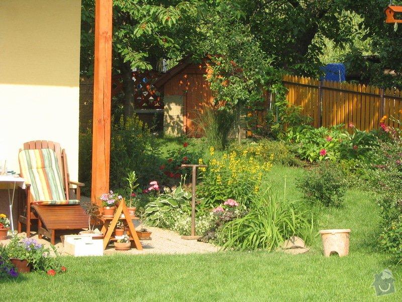 Návrh a realizace zahrady u rodinného domu: cerven_06_091