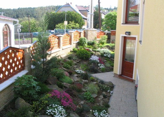 Návrh a realizace zahrady u rodinného domu