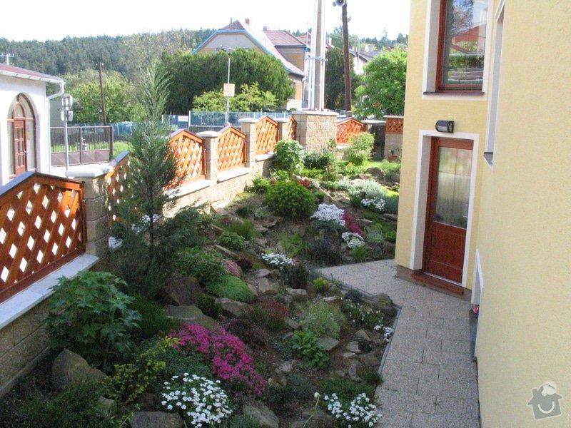 Návrh a realizace zahrady u rodinného domu: IMG_0335
