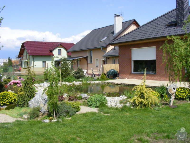 Návrh a realizace zahrady u novostavby rodinného domu : DSCF0054