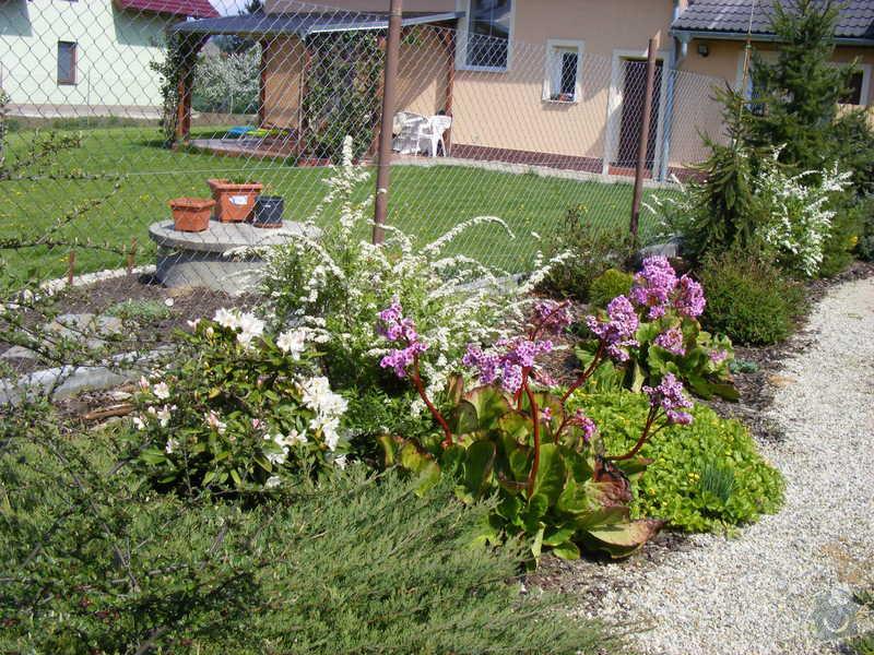 Návrh a realizace zahrady u novostavby rodinného domu : DSCF0065