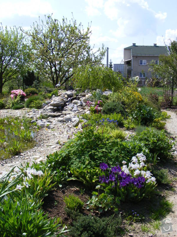 Návrh a realizace zahrady u novostavby rodinného domu : DSCF0066