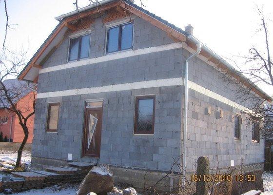 Stavba rd domu