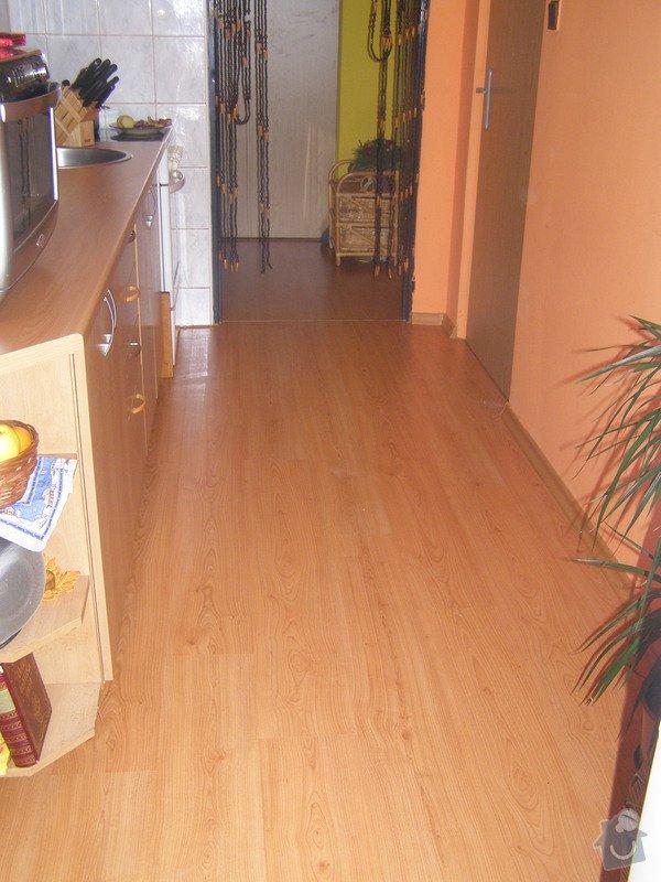 Demontáž - montáž plovoucí podlahy,výměna dveří,výměna pracovní desky + dřez atd...: P1060004