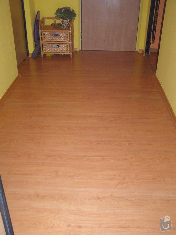 Demontáž - montáž plovoucí podlahy,výměna dveří,výměna pracovní desky + dřez atd...: P1030005