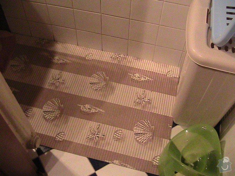 Rekonstrukce malé koupelny a wc v cihlovém domě: IMG_1220