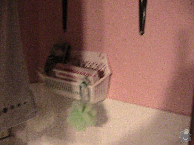 Rekonstrukce malé koupelny a wc v cihlovém domě: IMG_1230