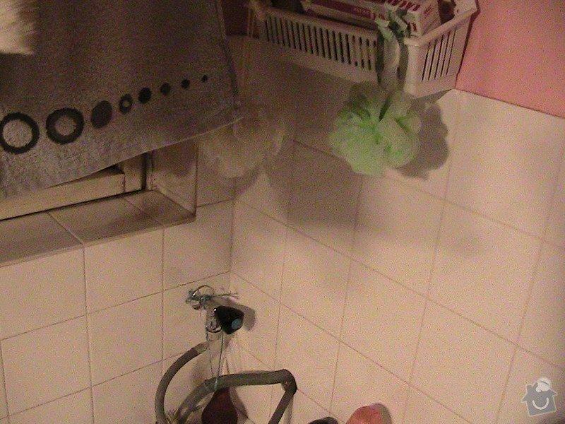 Rekonstrukce malé koupelny a wc v cihlovém domě: IMG_1231