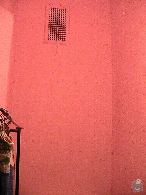 Rekonstrukce malé koupelny a wc v cihlovém domě: IMG_1232