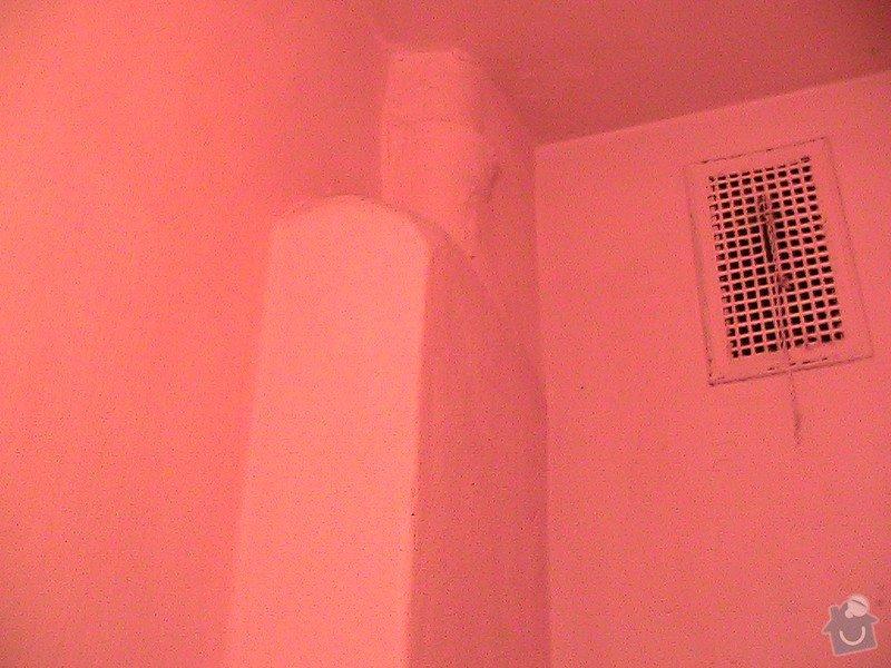 Rekonstrukce malé koupelny a wc v cihlovém domě: IMG_1235