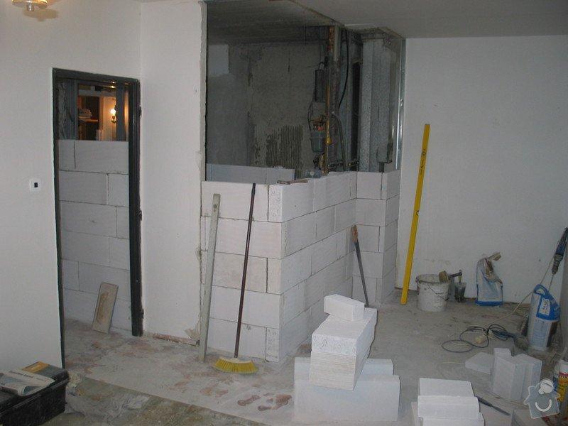 Celková rekonstrukce panelákového jádra : 118_1892