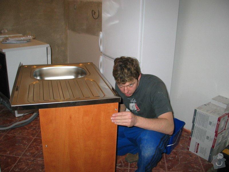 Celková rekonstrukce panelákového jádra : 120_2034
