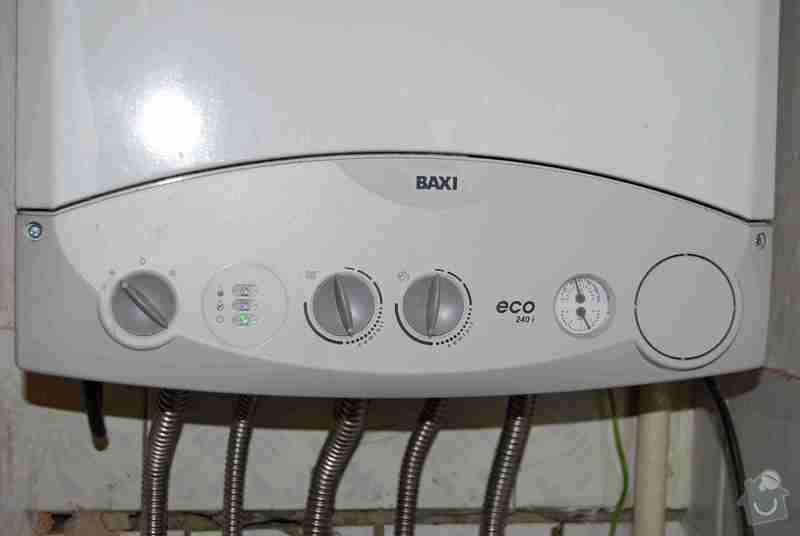 Vyčištění plynového kotle Baxi ECO 240i: DSC_0067
