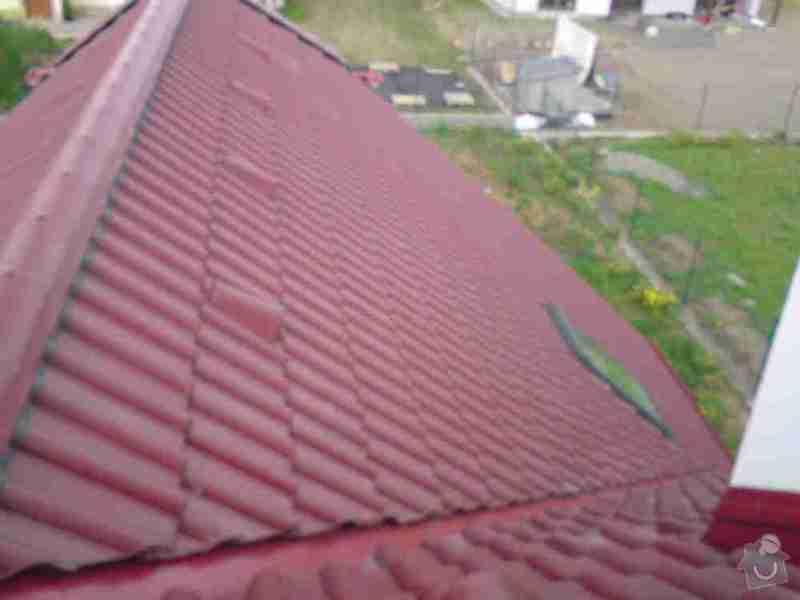Klmpířské, pokrývačské práce a montáž střešních oken: b_1-09