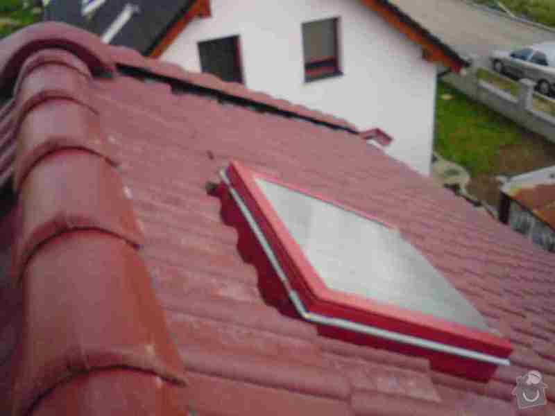 Klmpířské, pokrývačské práce a montáž střešních oken: b_1-10