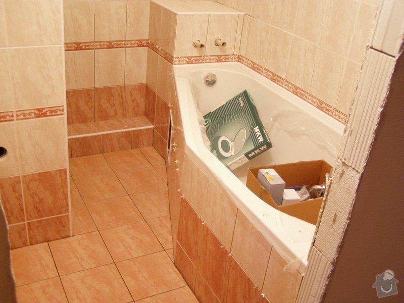 Rekonstrukce koupelny,akustické řešení: foto0003