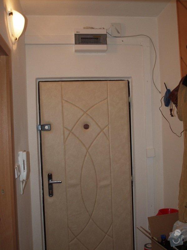 Rekonstrukce koupelny,akustické řešení: foto0004