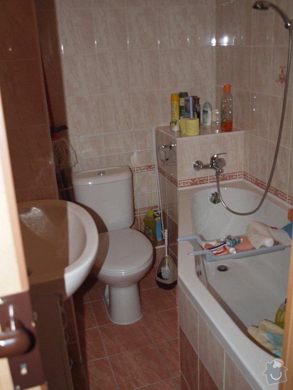 Rekonstrukce koupelny,akustické řešení: foto0005