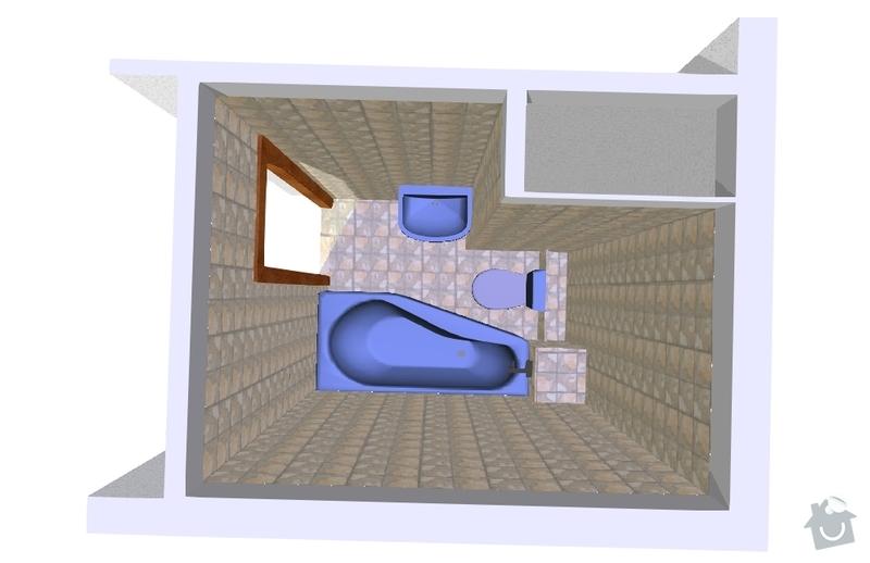 Rekonstrukce koupelny,akustické řešení: novy_stav2