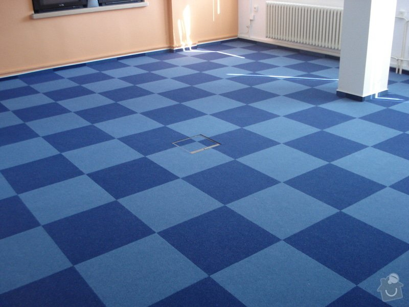 Rekonstrukce zasedací místnosti vč.vybavení: DSC02936
