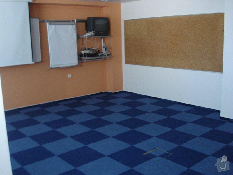 Rekonstrukce zasedací místnosti vč.vybavení: DSC02950