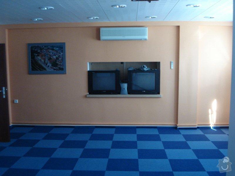 Rekonstrukce zasedací místnosti vč.vybavení: DSC02951