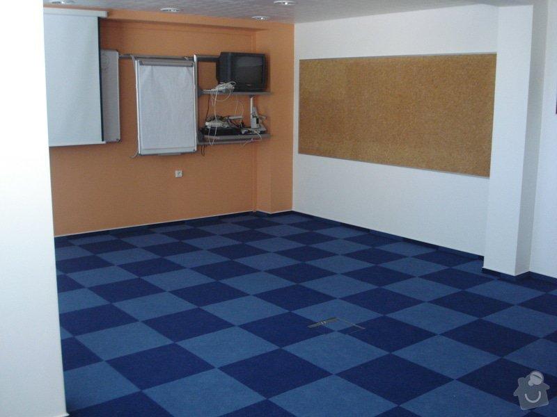 Rekonstrukce zasedací místnosti vč.vybavení: DSC02956