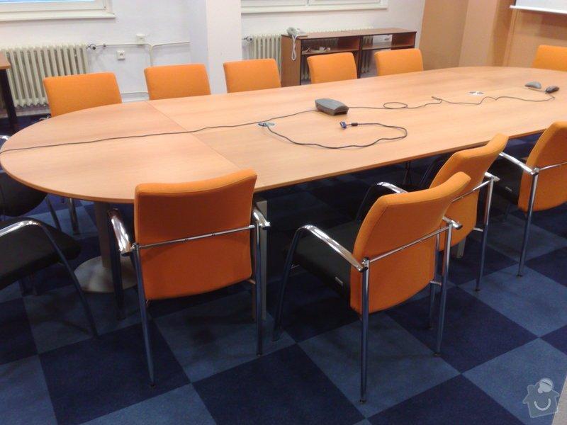 Rekonstrukce zasedací místnosti vč.vybavení: Foto785