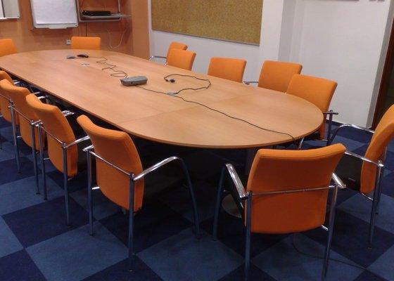 Rekonstrukce zasedací místnosti vč.vybavení