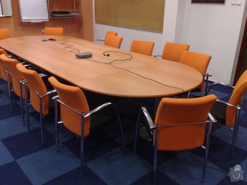 Rekonstrukce zasedací místnosti vč.vybavení: Foto786