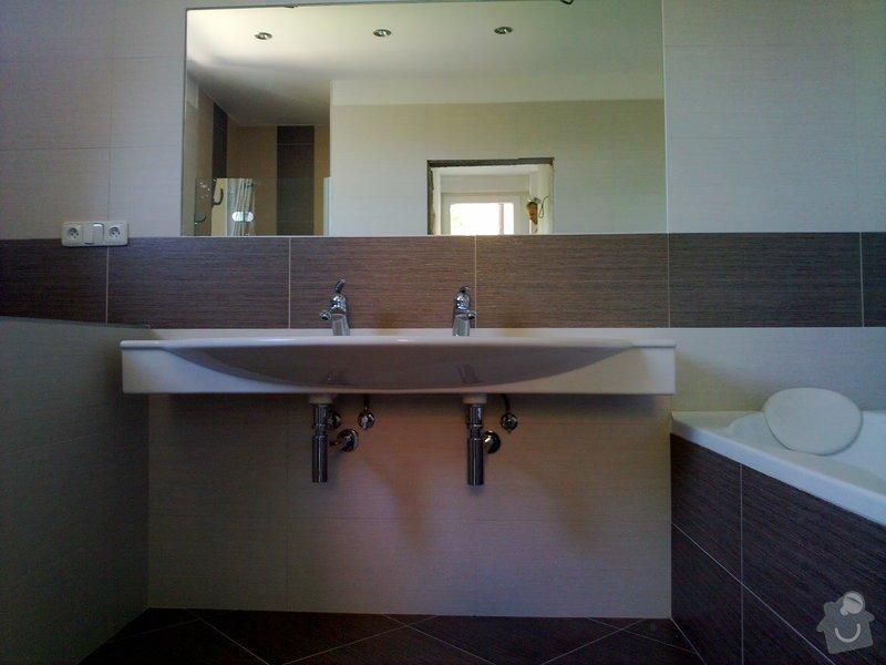 Rekonstrukce koupelny a WC: 17062010792