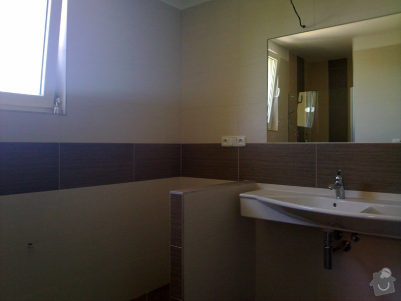 Rekonstrukce koupelny a WC: 17062010793