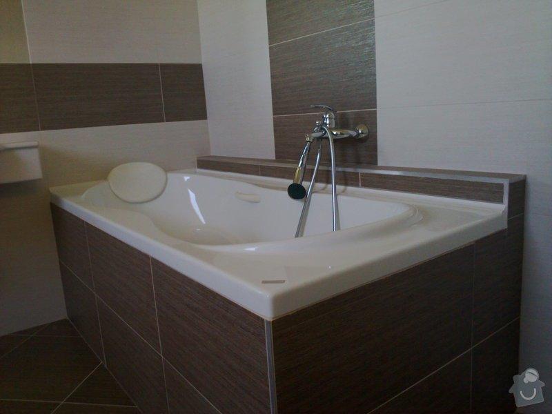 Rekonstrukce koupelny a WC: 17062010794