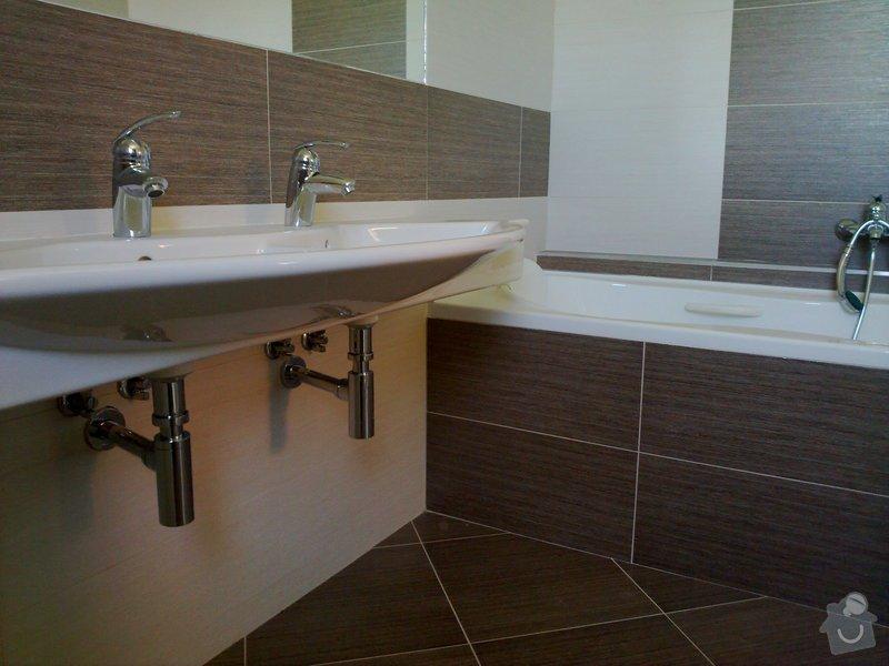 Rekonstrukce koupelny a WC: 17062010803