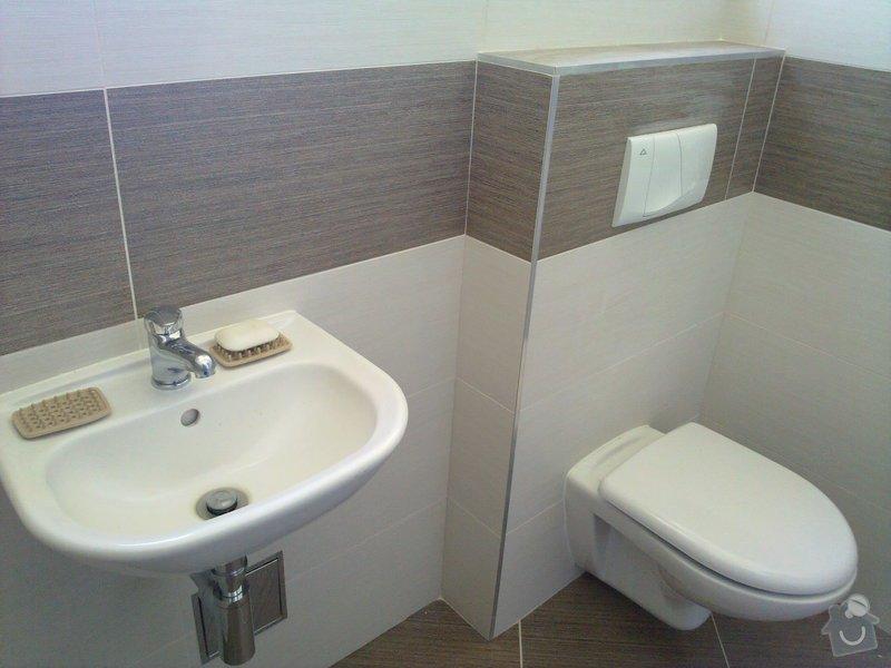Rekonstrukce koupelny a WC: 17062010806