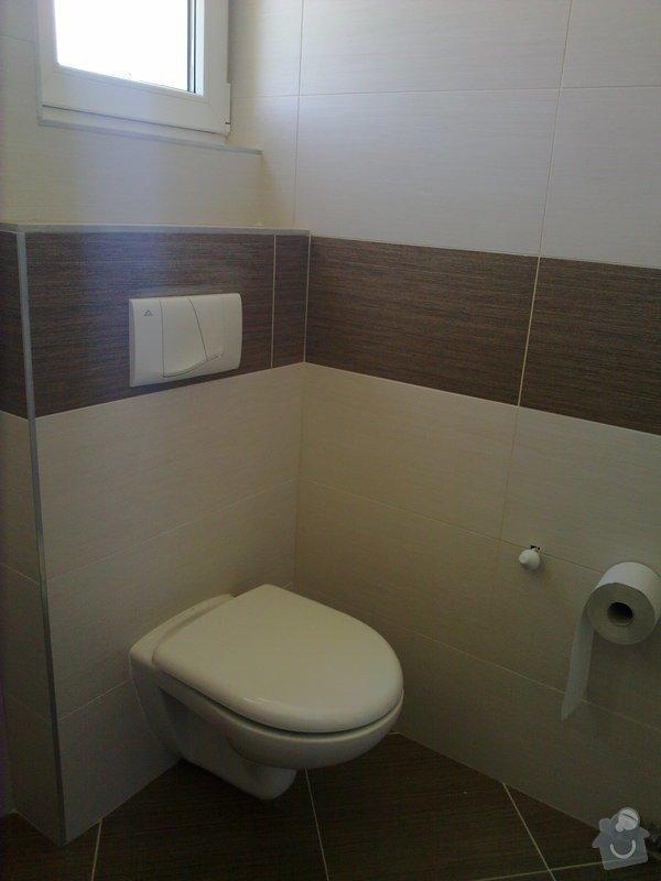 Rekonstrukce koupelny a WC: 17062010807